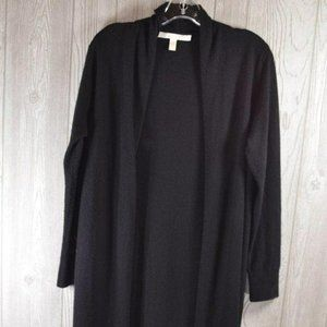 Nordstrom Collection Cashmere Long Sweater Medium